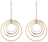 Natasha Accessories Multi-Hoop Drop Earrings