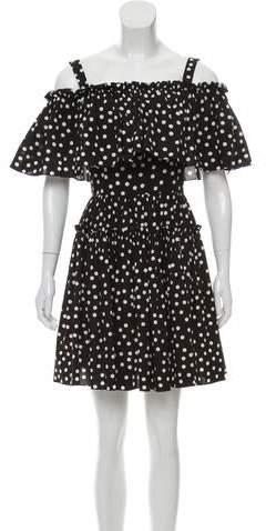 86314cac Dolce & Gabbana Off The Shoulder Dresses - ShopStyle