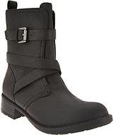 Clarks Artisan Waterproof Leather Boots - Swansea Tobin