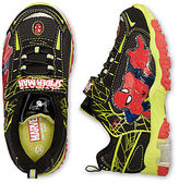 Marvel Spiderman Boys Athletic Shoes - Toddler