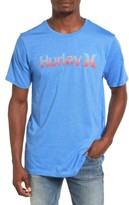 Hurley Men's One And Only Dri-Fit T-Shirt