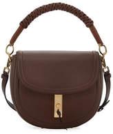 Altuzarra Braided Top-Handle Saddle Bag