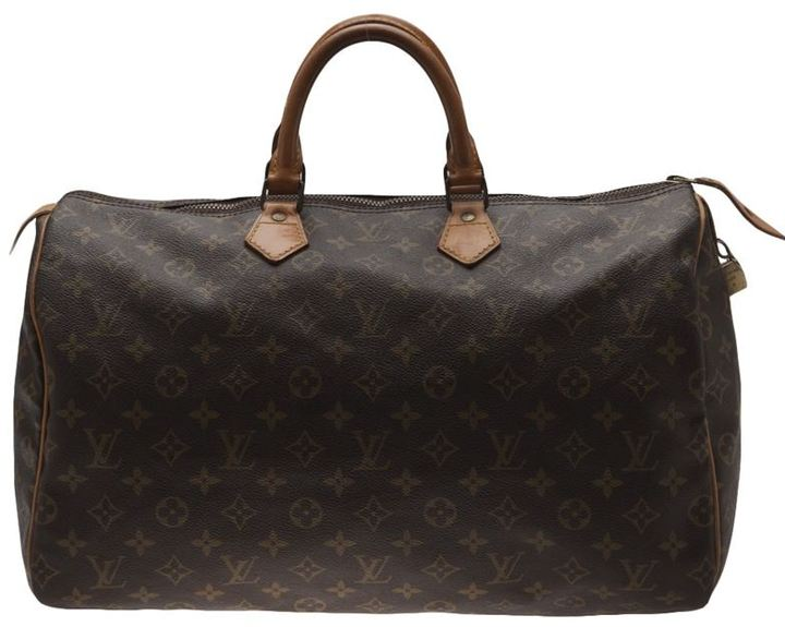 Louis Vuitton Vintage 'Speedy 30' monogram bag