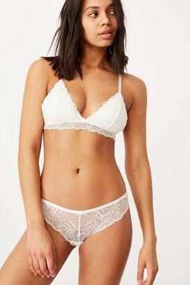 Body Summer Lace Bikini Brief