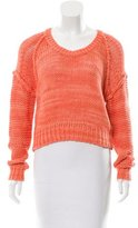IRO Long Sleeve Knit Sweater w/ Tags