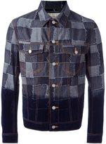 Casely-Hayford patchwork denim jacket