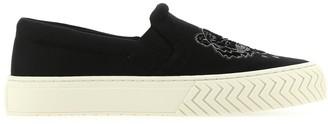 Kenzo K-Skate Tiger Laceless Sneakers