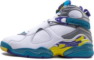 Jordan Air 8 'White Aqua' Shoes - Size 6