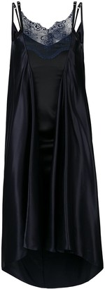 Y/Project Double Layered Slip-On Dress