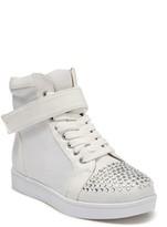 Lauren Lorraine Champ High Top Sneaker (Little Kid & Big Kid)