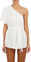 Helmut Lang Women's Cotton One-Shoulder Top