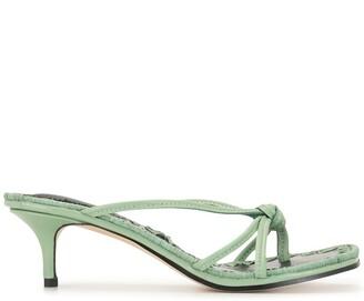 Mara & Mine Knotted Sandals