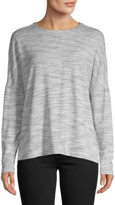 Halston H Roundneck Pullover Top
