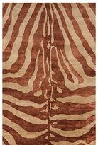 "Serengeti Momeni Area Rug, Copper 5' 3"" x 8'"