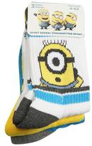 Despicable Me - Sport Socks - 3 Pairs
