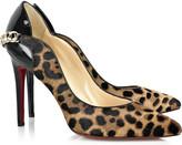 Dorepi 100 leopard-print pumps