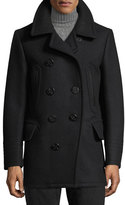 Tom Ford Wool-Blend Pea Coat