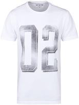 True Religion 02 Tr White Crew Neck T-shirt