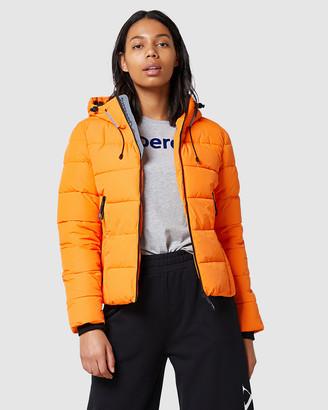 Superdry Spirit Icon Puffer Jacket