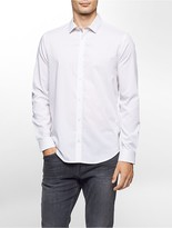 Calvin Klein Classic Fit Dot Star Dobby Shirt