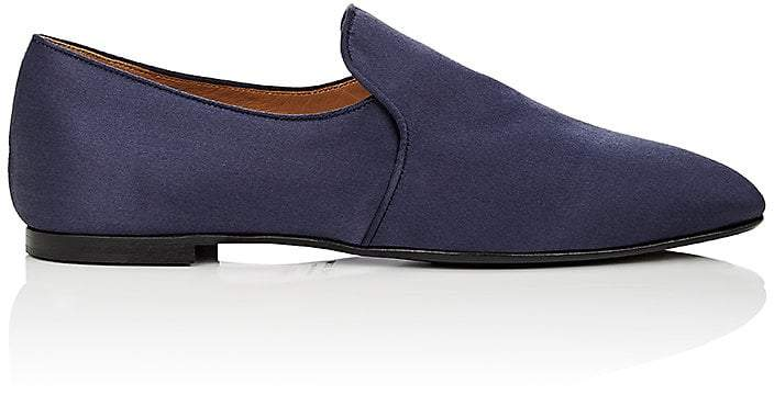 The Row Women's Satin Loafers