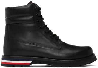 Moncler Black Vancouver Boots