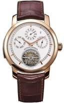 Vacheron Constantin Traditionnelle Calibre 80172/000R-9300 18K Pink Gold with White Dial 44mm Mens Watch