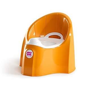 OK Baby N38914540X Pasha - Seat High Back Executive Chair - Orange