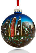 Holiday Lane Glass Chicago Ornament, Created for Macy's