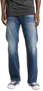 Silver Jeans Co. Men's Zac Straight-Leg Jeans