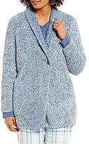 Sleep Sense Plush Fleece Cardigan