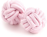 Thomas Pink Classic Plain Cuff Knots