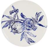 Vietri Melagrana Blu Salad Plate