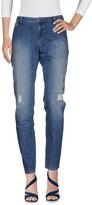 Armani Jeans Denim pants - Item 42594413
