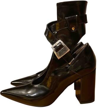Self-Portrait Self Portrait Black Patent leather Boots