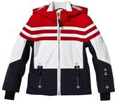 Bogner Red Issa Tech Ski Jacket
