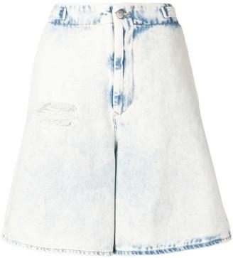 MM6 MAISON MARGIELA Oversized Fit Shorts