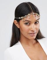 Asos Statement Jewel Hair Crown