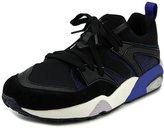Puma Blaze Of Glory Casual Women US 9.5 Black Running Shoe