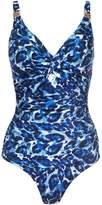 Biba Lazalea leopard icon goddess swimsuit