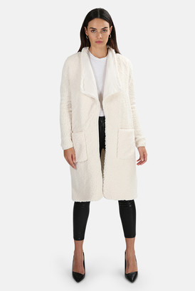 NSF Toni Teddy Coat