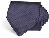 Theory Coupe Thurle Tonal Box Check Classic Tie