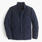 J.Crew Tall Sussex quilted jacket
