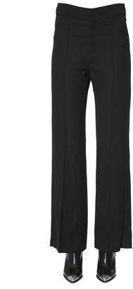 Isabel Marant Straight-Cut Plain Pants