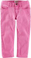 Osh Kosh Oshkosh OshKosh Bgosh Twill Cropped Jeans - Preschool Girls 4-6x