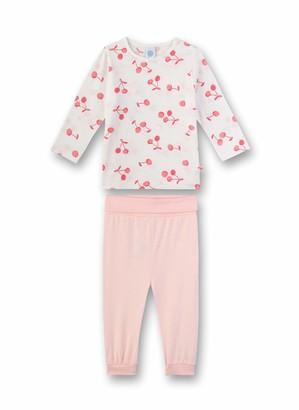 Sanetta Baby Girls Lang Pyjama Sets