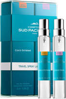 Comptoir Sud Pacifique Coco Extreme & Coco Figue Travel Spray Layering Duo