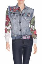 Desigual Exotic Denim Jacket