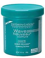 Soft Sheen Carson Softsheen Carson Wave Nouveau Coiffure Shape Release, Normal