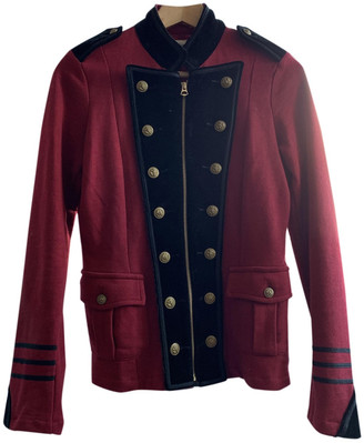 Denim & Supply Ralph Lauren Red Polyester Jackets